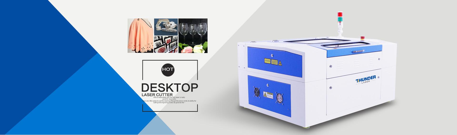 Desktop Nova 24 laser cutting machine