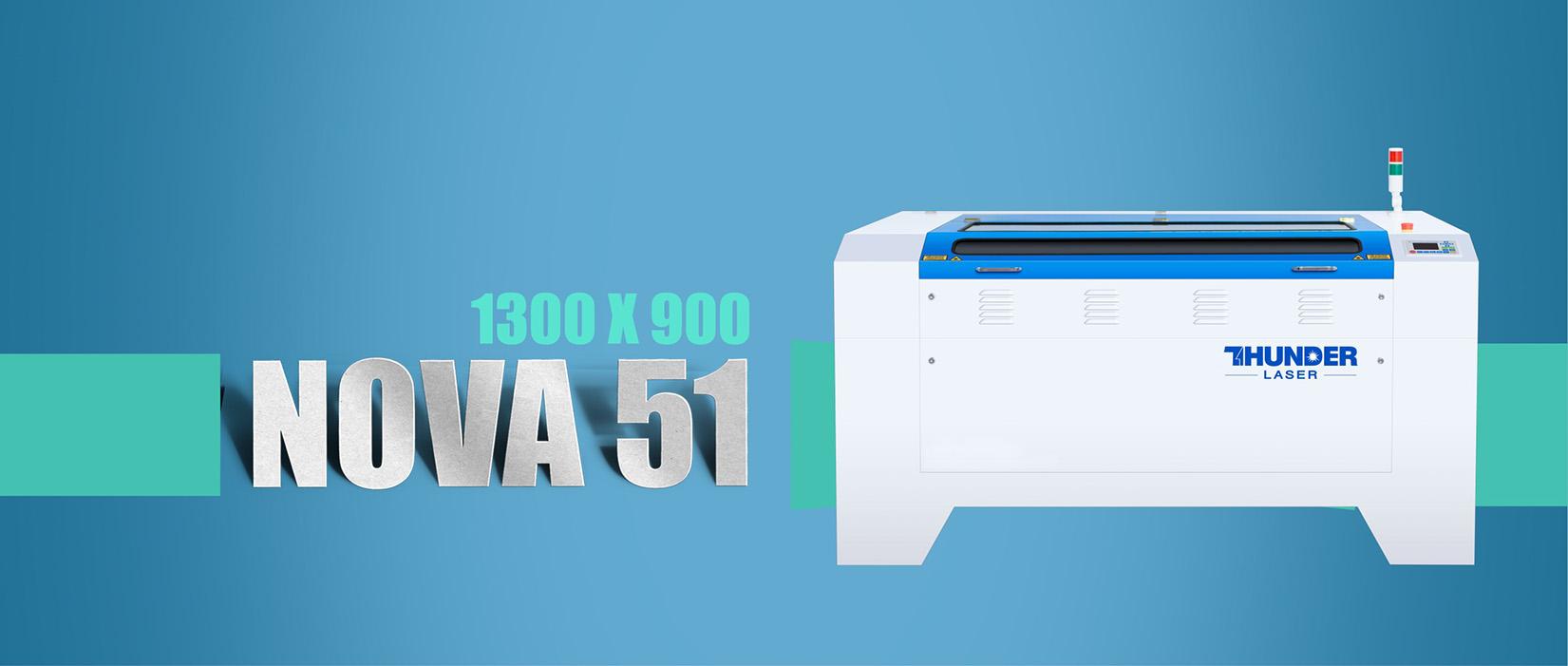 Nova51 laser cutting machines