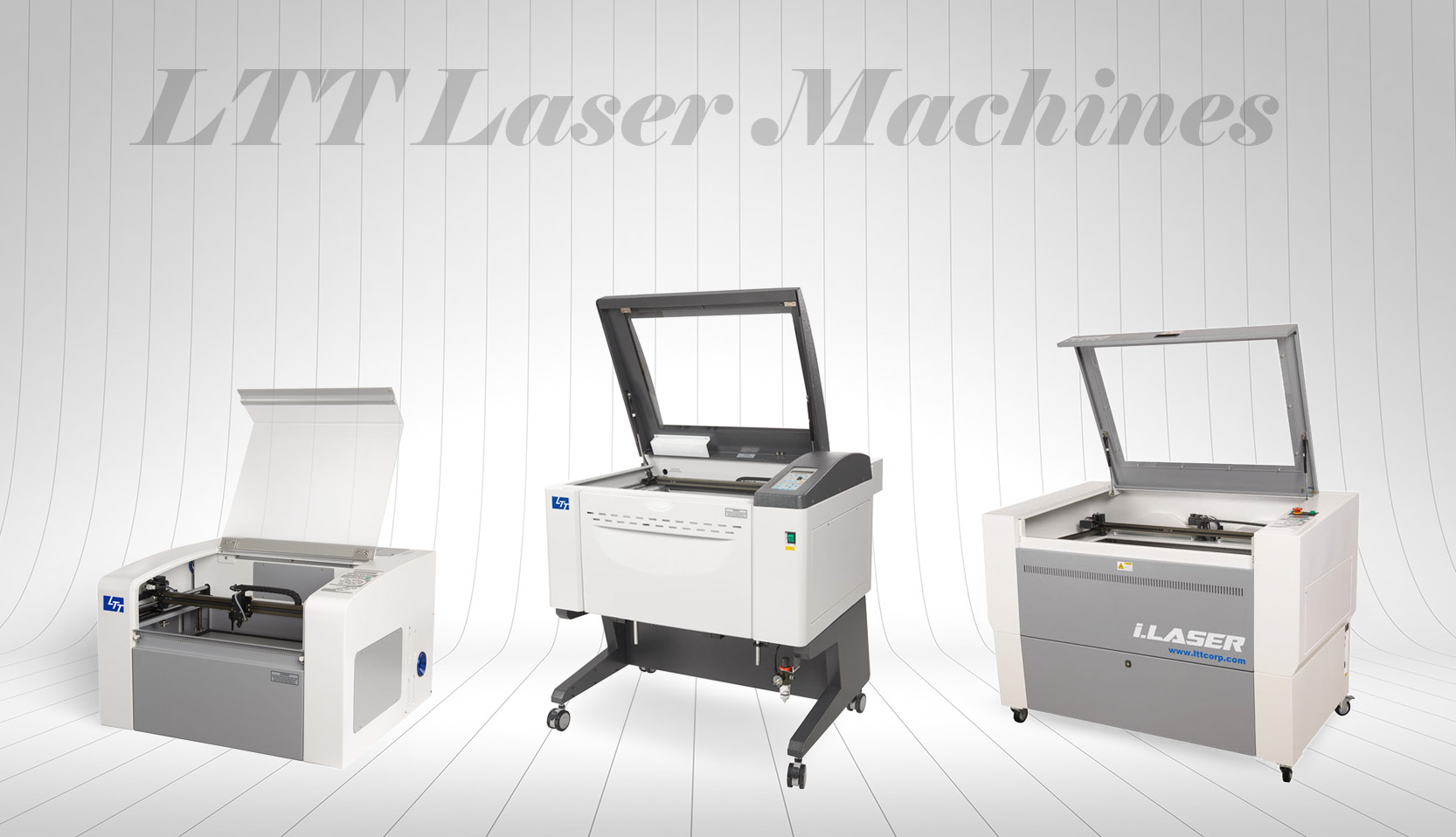 LASER ENGRAVING MACHINES FROM ltt