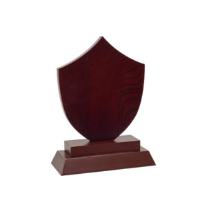 wooden plaque for award & achievments