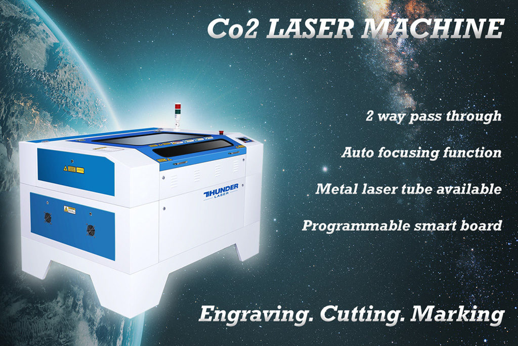 thunder laser engraving & cutting machine