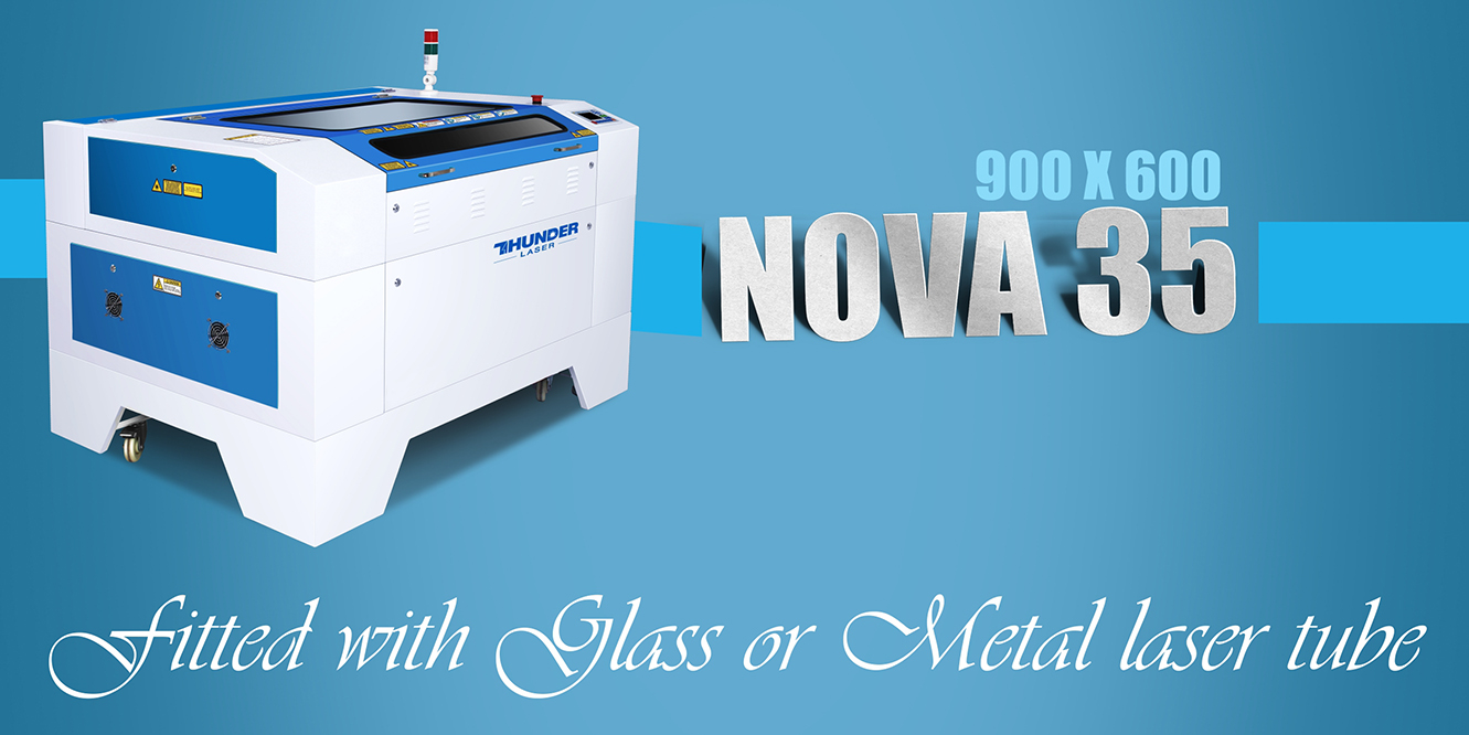 laser engraving machines from Thunder Laser