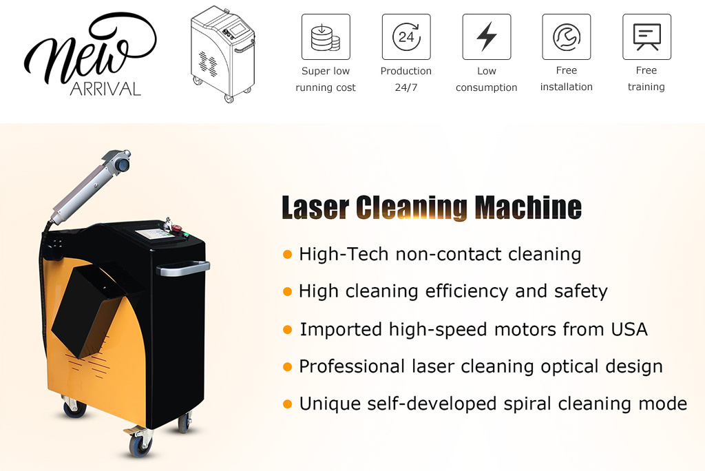 LASER CLEANING MACHINES
