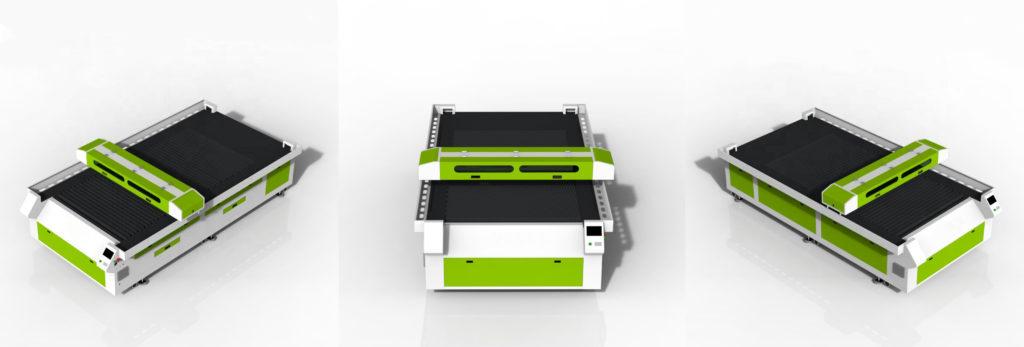 flatbed laser cutting machine